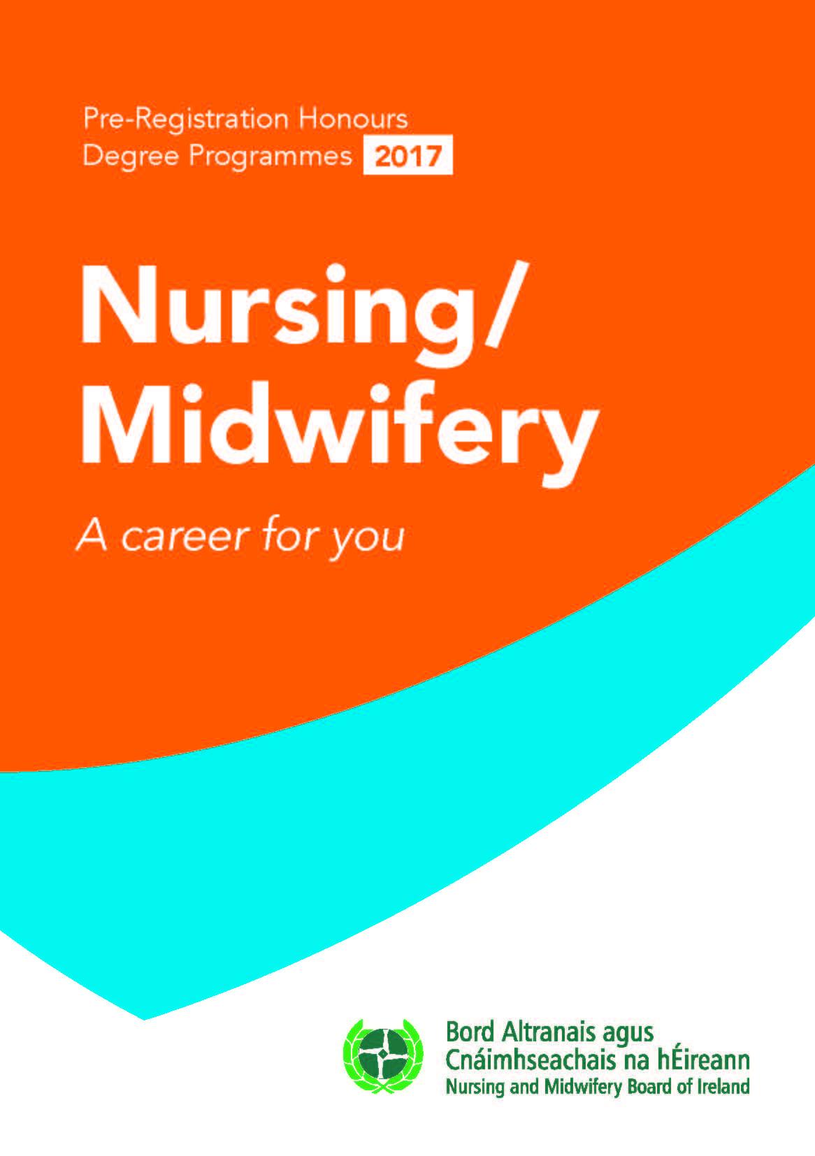 nmbi careers in nursing midwifery nursing and midwifery board nursing and midwifery careers booklet