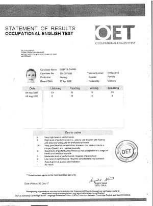 Nmbi English Language Requirements For Overseas Trained