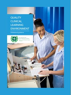 quality clinical learning environment cover